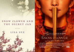 Snow Flower and the Secret Fan Book to Movie
