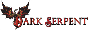 Dark Serpent Imprint Logo
