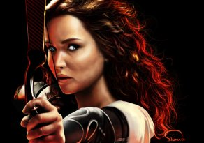 jennifer_lawrence_as_katniss_in_hunger_game__by_shanagourmet-d6tafur